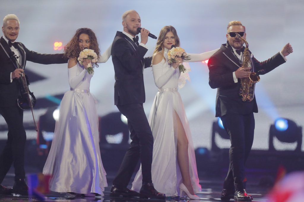 Ukraine Eurovision Song Contest